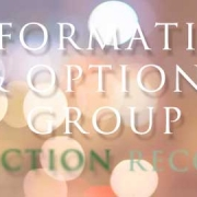 Information and Options group TBRP CHART Kirklees