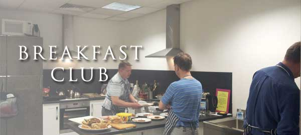Breakfast Club Kirklees TBRP