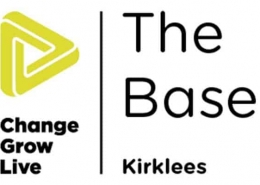 The Base Kirklees logo